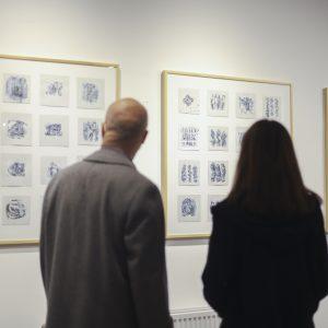 izložba crteža ružice miković žigmanov